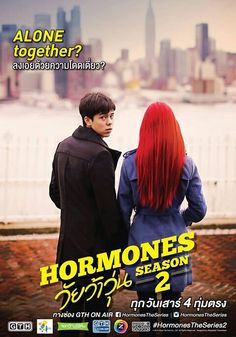 Win and Jane Hormones The Series, Season 2, Korean Drama, Shit Happens, Film, Movie Posters, Google, Movie, Film Stock