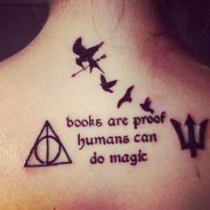 21 Tattoos That Show Off Some Impressive Literary Devotion