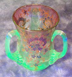 Verre D`Art - MISCELLANEOUS BOHEMIAN ART GLASS