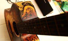 Guitar Sharpie Art 5 by ZeonFlux on DeviantArt