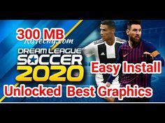 Dream League Soccer 2020 Mod Apk + Obb Best Graphics Unlocked Easy Install - YouTube Champions Leauge, Joker Iphone Wallpaper, Open Games, Liverpool Team, 2012 Games, Android Mobile Games, Offline Games, Play Hacks, Soccer Games