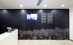 LISBOA STORY CENTRE by P-06 atelier , via Behance