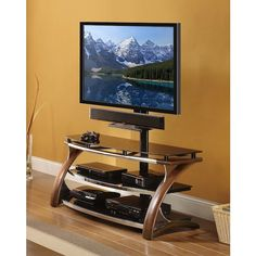 21 best TV Stands images on Pinterest   Tv unit furniture, Dinner ... 23cc4d2a89df