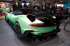 2015 Aston Martin Vulcan (Geneva International Motor Show 2015) #Aston_Martin #Vulcan #Geneva_2015