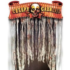 scary carnival props - Google Search
