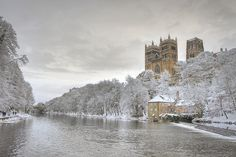 River Wear, Durham UK