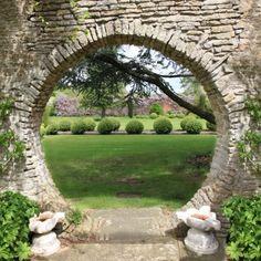 Good Vergrößern Sie Ihren Garten Mit Einem Gartenposter Und Darauf Z.B. Ein  Ausblick Auf Eine Romantische, Französische Gasse.