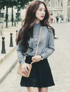 Park Seul | Korean Fashion | Ulzzang | Street Style