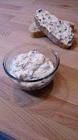 pikanter Frischkäse-Dattel-Dip