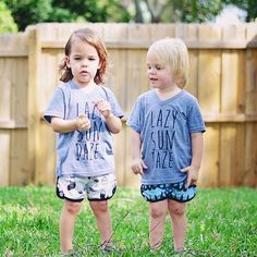 """""""Lazy Days"""" Triblend Tee 