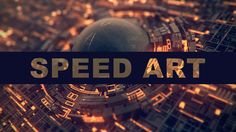 speed art 01 on Vimeo Cinema 4d Tutorial, Make Tutorial, Speed Art, Visual Effects, Motion Design, Motion Graphics, Futuristic, Photoshop, Concept