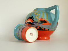 Extremely Rare Japanese Porcelain Kinkozan by SusabellaBrownstein, $225.00