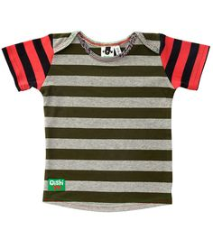 Dallas Shortsleeve T Shirt, Oishi-m Clothing for kids, Spring 2015, www.oishi-m.com