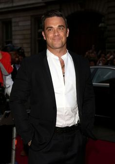 Robbie Williams Photo - The GQ Man of the Year Awards