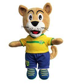 Weiches Schmusetier   Gelb/Brasilien   Kids   H&M DE