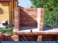 Bbq Ideas, Park, Projects, Log Projects, Parks