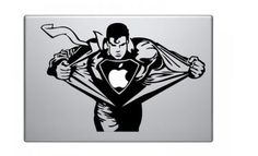 Superman Decal Sticker Protector For Apple Mac Pro 13 A1278 Laptop Computer Case