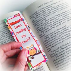 Free Owl Bookmark and loads of other owl freebies at FlapJack