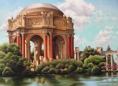 My Palace by Allie Kranyak, a very talented muralist