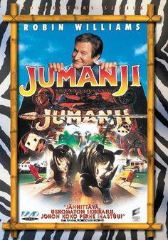Jumanji DVD 5,95€