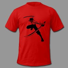 zoro and his swords Shirts, Spreadshirt, Graphic Design, Cute, Apparel, Clothing, tshirts, tshirt, Printing, Screen Printing, Custom Shirts, Funny, Bookyluv, Star Wars, Hair, Coffee, Workout, Working Out.