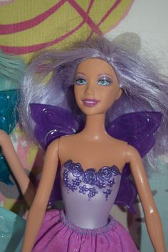 Fairytopia Fairy Barbie Doll Lot Magic of Rainbow 4 Dolls | eBay