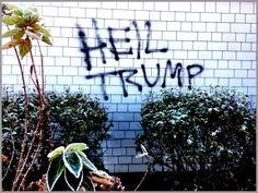 Cowards Hide Behind Walls!
