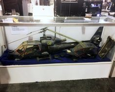 Blue Thunder RC model in case. Rc Model, Model Kits, Helicopters, Thunder, Modeling, Aviation, Aircraft, Wheels, Posters