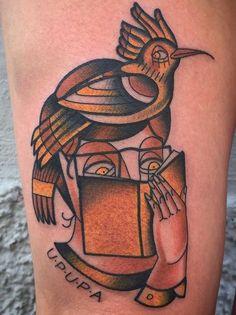 Ylenia Manzoni Vinil tattoo
