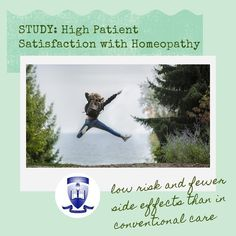 "Ontario College Of Homeopathy on Instagram: ""The main objective of this study is to investigate patient satisfaction and perception of side effects in homeopathy compared with…"""