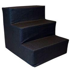 Escada para Cachorro Jeans Black Dog & Home - MeuAmigoPet