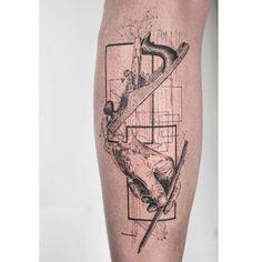 Resultado de imagen de pixelado tatuaje