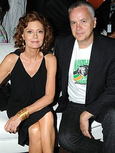 Susan Sarandon and Tim Robbins.  I wish they were still together.