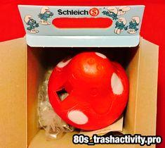 #puffi #smurf #schlumpf #toy #toys #vintage #peyo