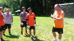 How Proper Soccer  Goalie Positioning Helps Improve Your Game Tip By J4K...