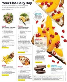 Simple Diet Meal Plan For One Week