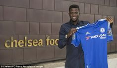 Papy  Djilobodji - the 26-year-old has signed a four-year deal with Chelsea