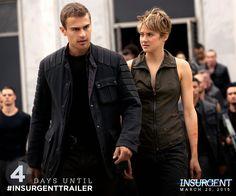 Nuevo still oficial de Insurgente + Trailer oficial de Insurgente el viernes - Divergente México | Divergente La Serie, de Veronica Roth | Insurgente 19 de Marzo