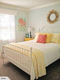 IKEA LEIRVIK Bed frame, white, Luröy, Queen   Trade Me
