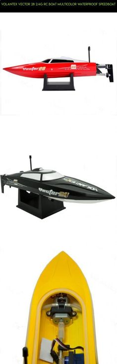 Volantex Vector 28 2.4G RC Boat Multicolor Waterproof Speedboat #shopping #camera #drone #fpv #parts #products #racing #boat #plans #technology #kit #volantex #tech #gadgets