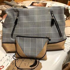 Atelier destination couture sur Instagram: J ai bien aimé coudre ce sac et sa pochette assortie, il s agit d un patron #sacotin le modèle #java médium, et j ai bien envie d en…