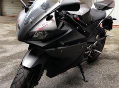 #Yamaha YZF R 125 2009 #Moto Yamaha YZF R 125 2009 vendo usato a #Genova € 2.600  http://www.insella.it/annuncio/yamaha-yzf-r-125-2009-119441