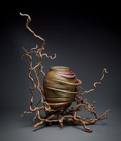 Basket by Debora M. Muhl