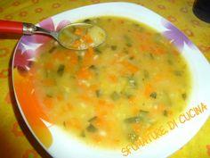 Zuppa d'orzo – ricetta semplice