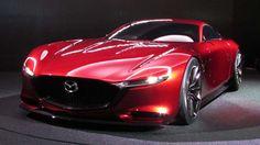 Mazda RX-Vision - Motoring Research