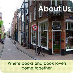 English Bookstore- Amsterdam