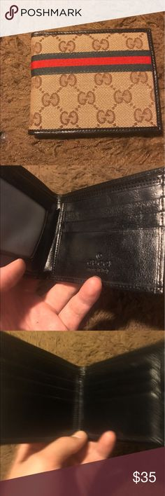Men's Gucci wallet Men's Gucci wallet , wallet , wallet Gucci Bags Wallets