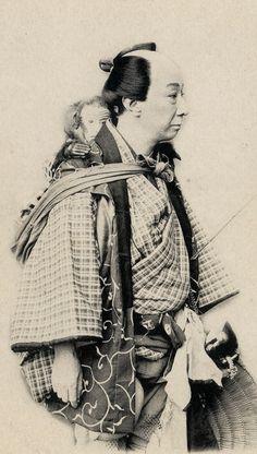 Japan c 1900 Street performer with trained monkey Vintage Photographs, Vintage Images, Geisha, Asian Image, Samurai, Turning Japanese, Japan Photo, Japanese Artists, Portraits