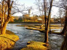Boa tarde :D O rio Vez em Arcos de