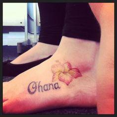 Resultado de imagen para tatuajes ohana